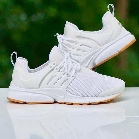 """f041e2b5e97 Nike Wmns Air Presto """"White Gum"""" - New"""